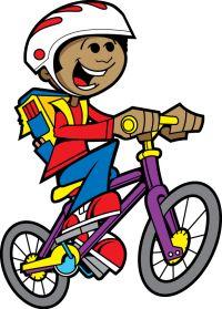 dessin vélo rando